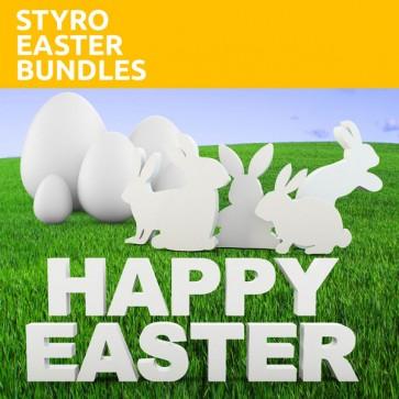 Styro Bundles for Easter