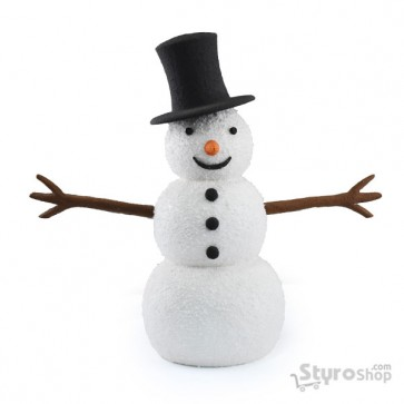 Snowman 55cm Height – with Finishing