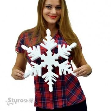 Styro Snowflakes