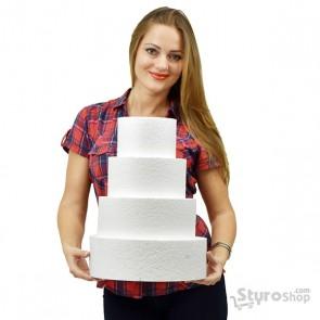 Styro Dummy Cakes